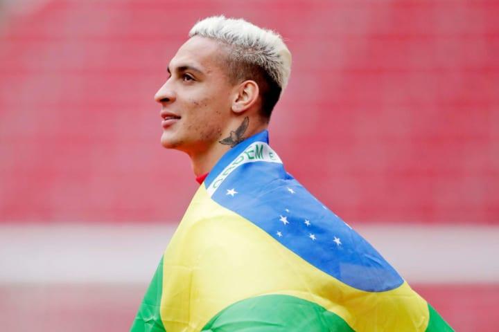 Antony Ajax Novidade Seleção Brasileira Lista Convocação Tite Eliminatórias