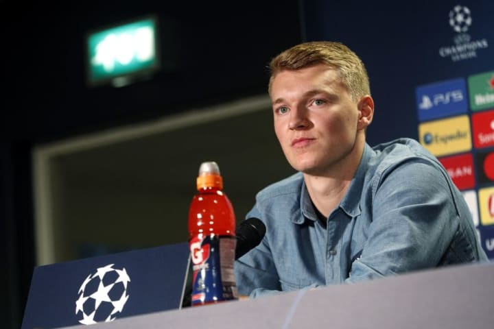 Perr has suitors from all over Europe, with clubs vying for his signature