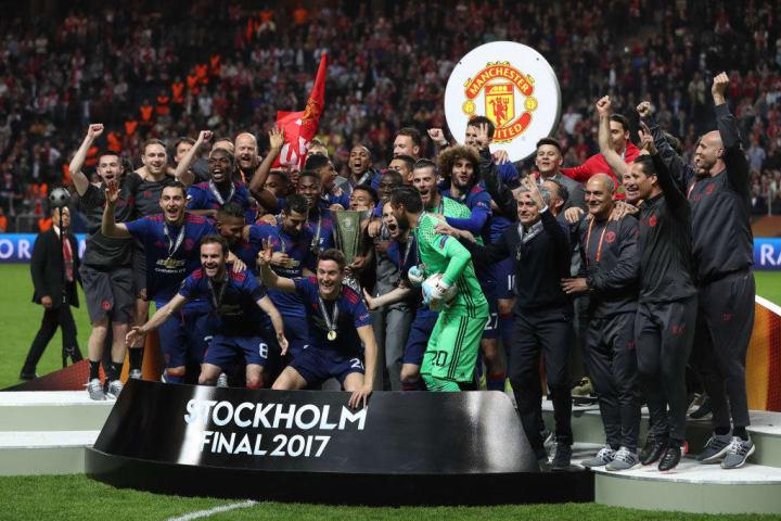 Ajax v Manchester United - UEFA Europa League Final