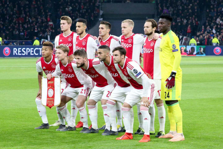 Ajax v Real Madrid - UEFA Champions League Round of 16: First Leg
