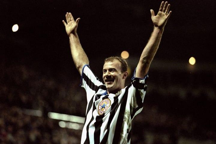 Alan Shearer is the all-time top Premier League goalscorer