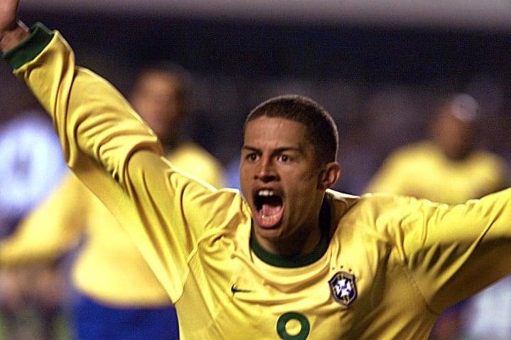 Alex Brasil Argentina Eliminatórias Copa do Mundo