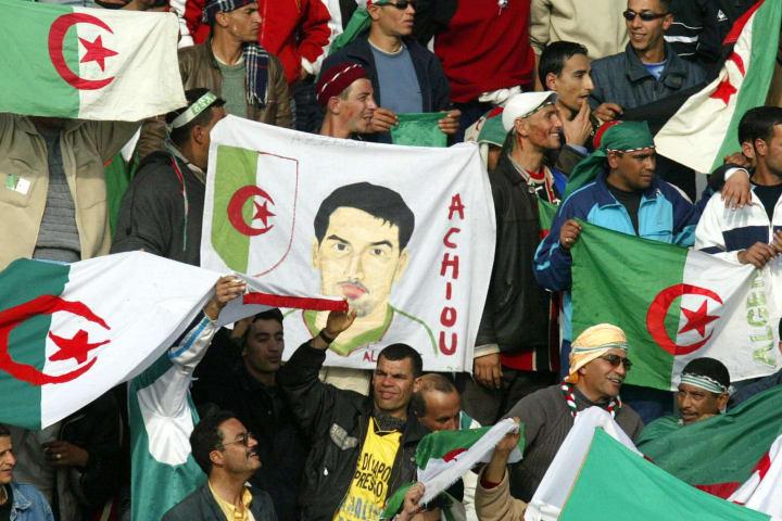 Argélia Marrocos Rivalidade Futebol