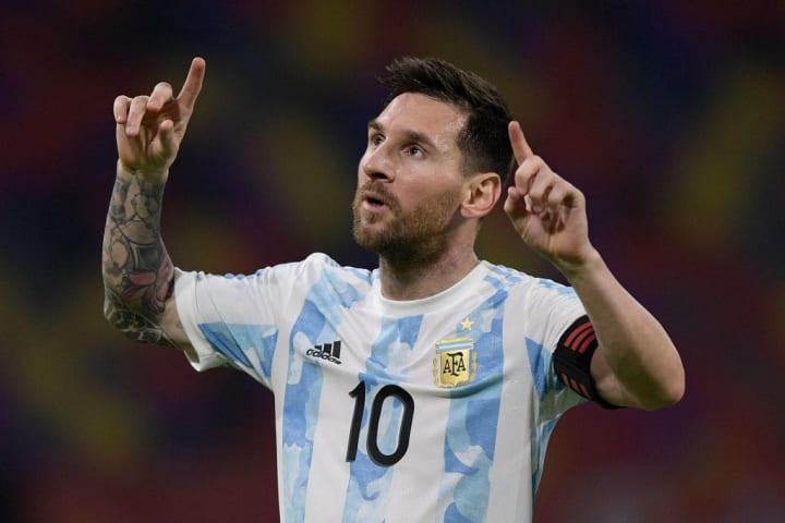 Lionel Messi Argentina Craque Copa América