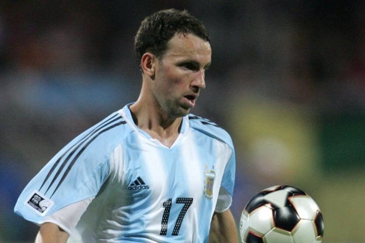 Argentine midfielder Lucas Bernardi eyes