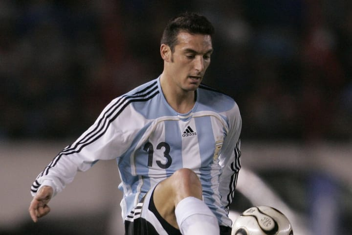 Argentine national football team player