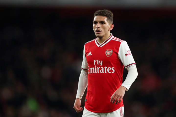Lucas Torreira has signalled his intention to leave the club