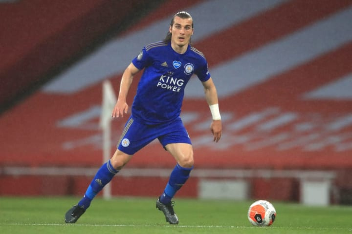 Caglar Soyuncu has replaced Harry Maguire well this season