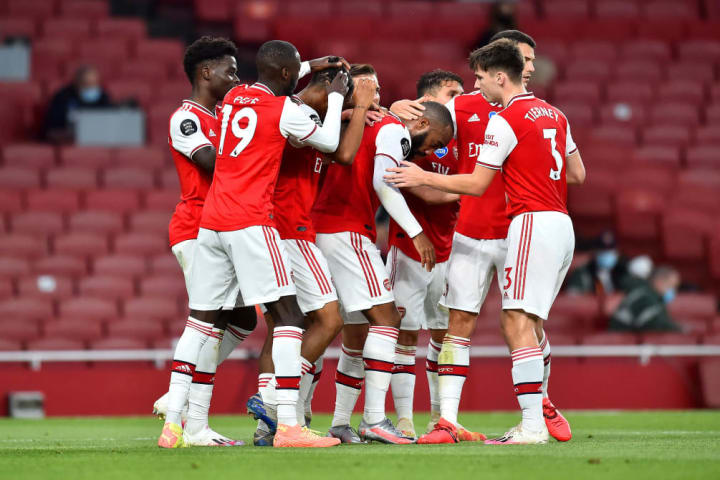 Arsenal were impressive against Liverpool on Wednesday