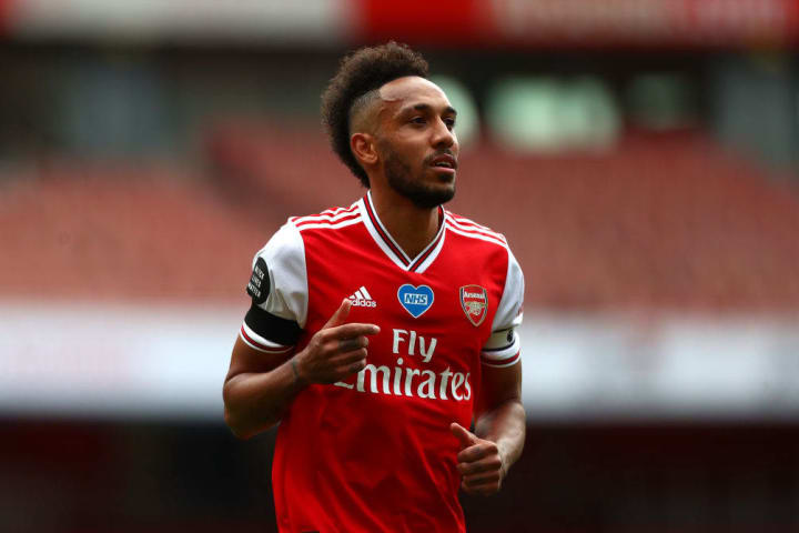 Aubameyang will be key to Arsenal's end of season run in if they are to qualify for Europe