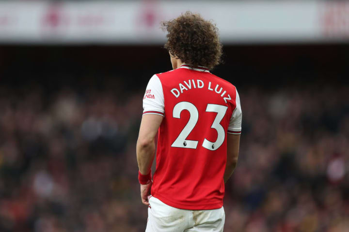 David Luiz has been a major flop since moving to Arsenal