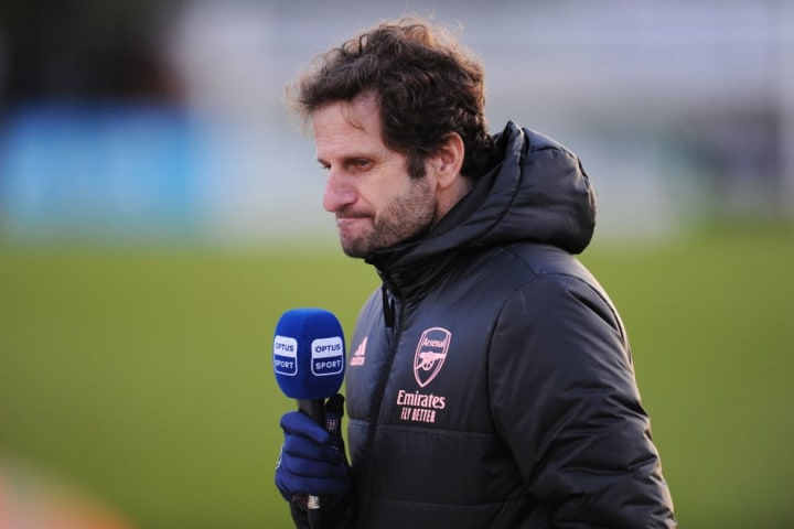 Arsenal boss Joe Montemurro announced he is stepping down in May