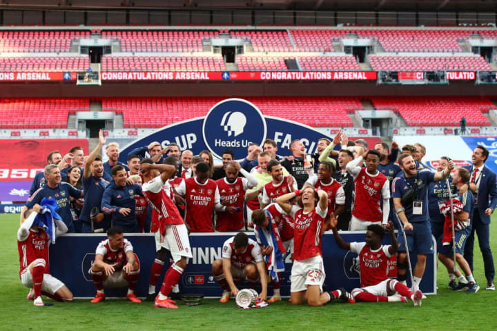 The government are keen to avoid another FA Cup final without fans