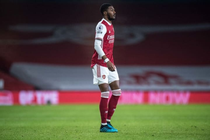 Maitland-Niles was a target for Wolves last summer