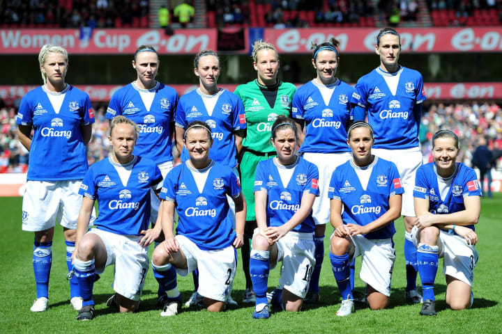 Arsenal v Everton - Women's FA Cup Final