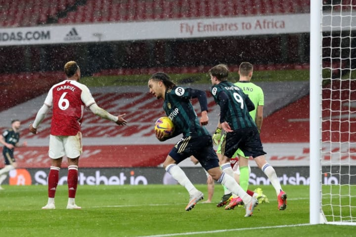 Costa had a busy second half