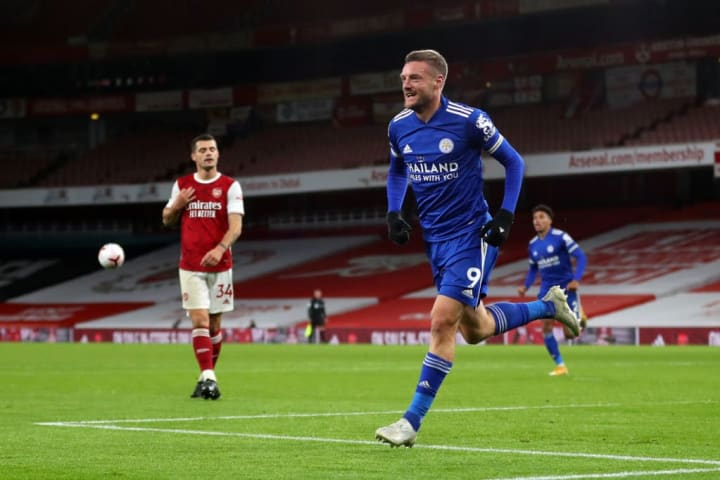 Arteta's side will have to improve against the likes of Leicester if they are to make a serious claim for the European places