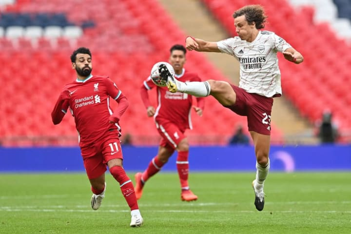 Liverpool and Arsenal recently met in the Community Shield