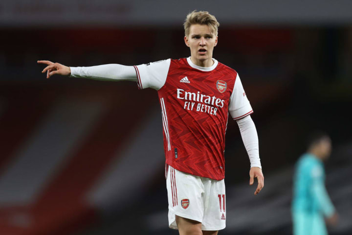 Martin Odegaard is not for sale