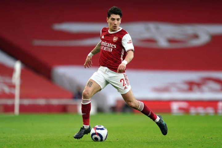 It's time for Bellerin to move on