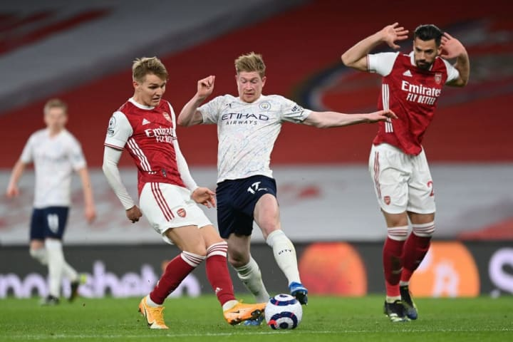 Odegaard will have better games for Arsenal