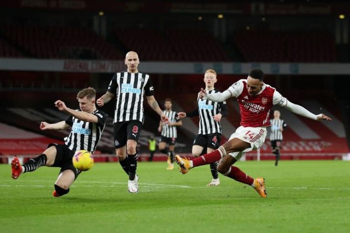 Arsenal v Newcastle United - Premier League