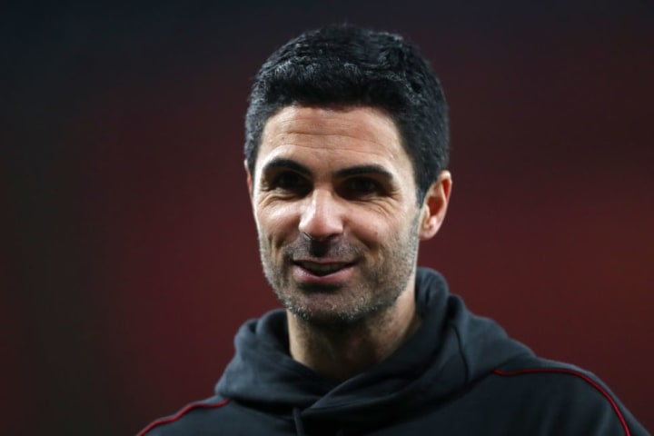 Mikel Arteta needs to address his midfield at Arsenal this summer