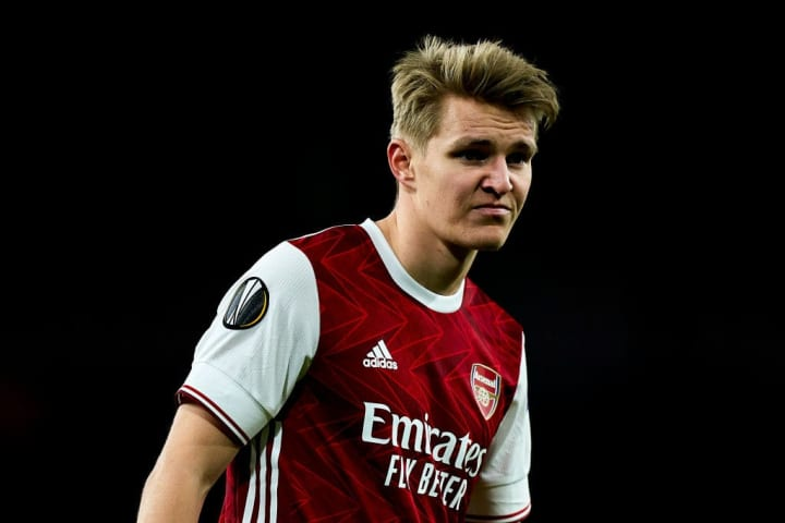 Martin Odegaard hasn't done what Arsenal brought him in to do
