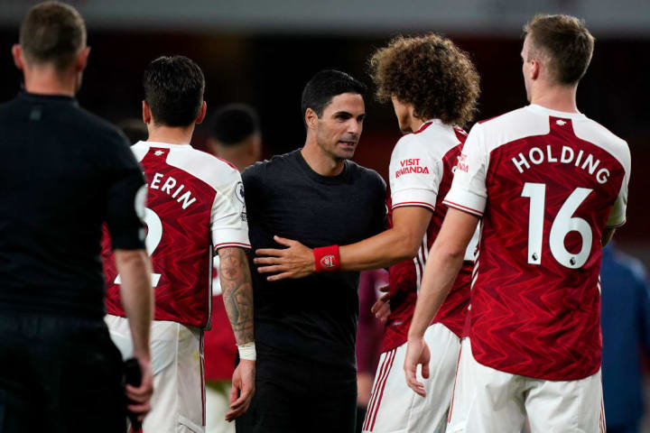 Arteta is getting the best out of his squad