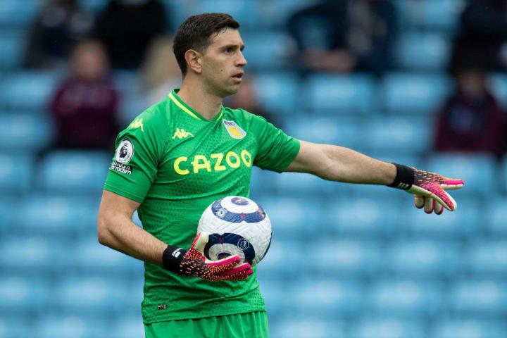 Emiliano Martinez was a top investment for Aston Villa