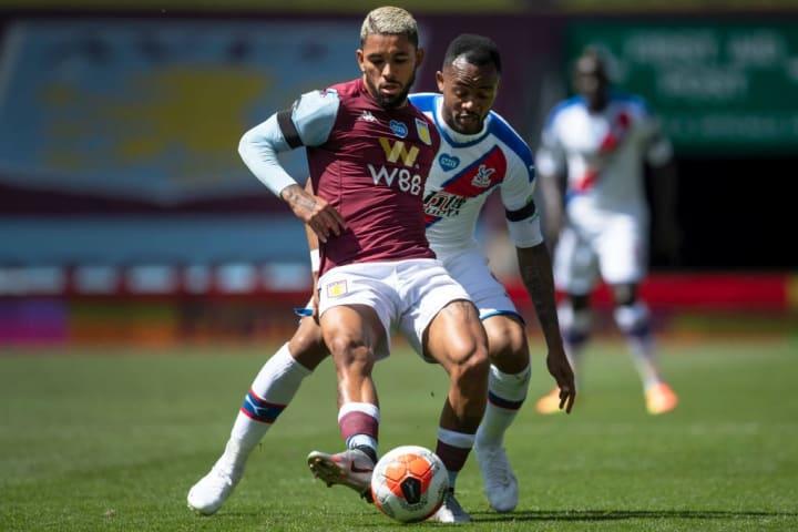 Douglas Luiz, Jordan Ayew