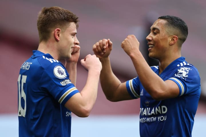 Barnes scored again for the Foxes