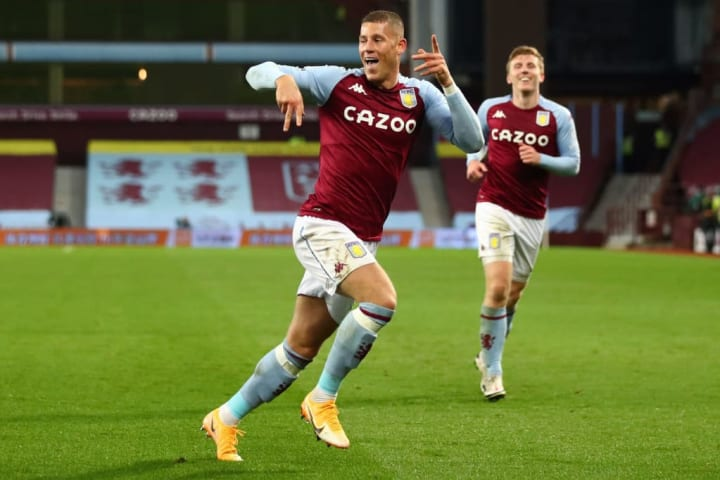 Barkley has made a huge impact at Aston Villa