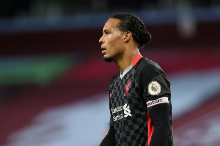 Finding someone who may one day step into Van Dijk's shoes is a tough task