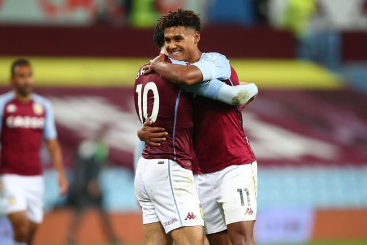Ollie Watkins, Jack Grealish