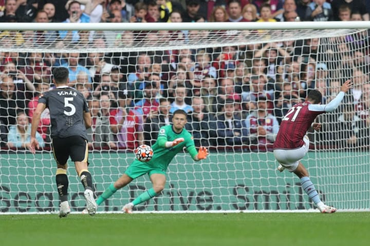 Freddie Woodman conceded his second penalty in as many Premier League games