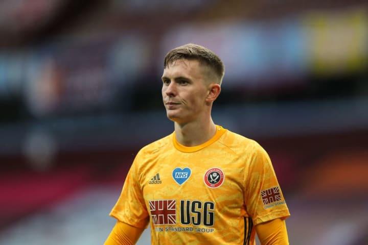 Dean Henderson représente le futur parmi les gardiens anglais