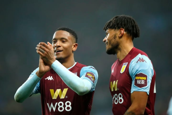 Ezri Konsa and Tyrone Mings have looked solid for Villa