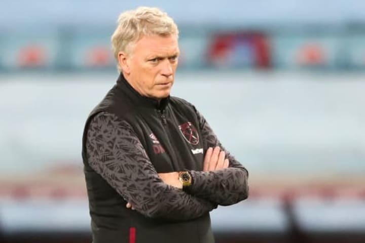 David Moyes has made no secret of his need for a frontman
