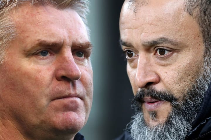 Dean Smith, Nuno Espirito Santo