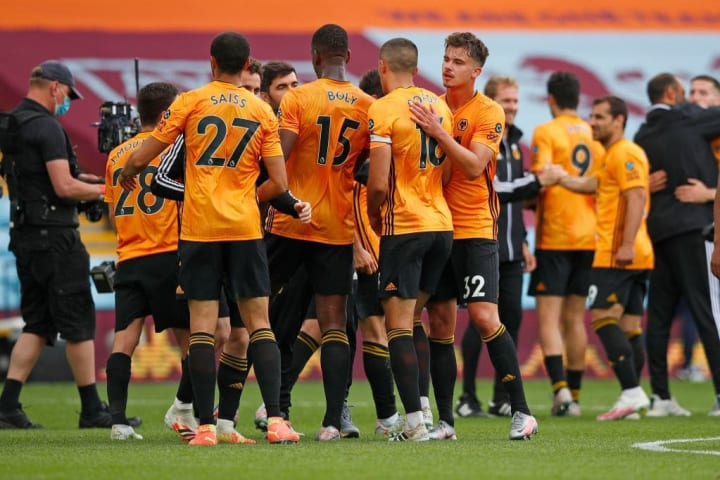 Wolves have been solid since the resumption