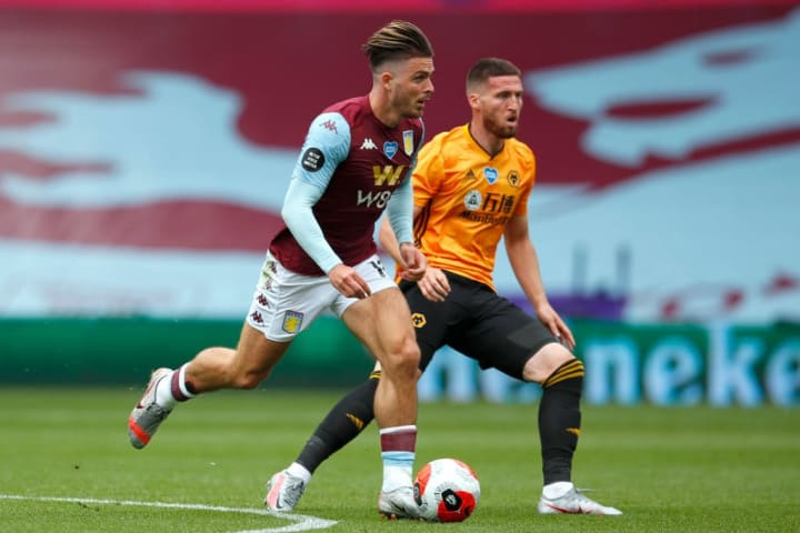Jack Grealish, Matt Doherty