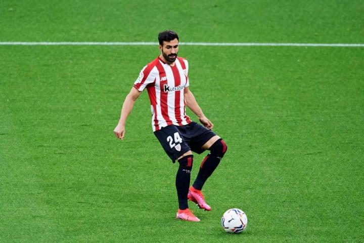 Mikel Balenziaga Athletic Bilbao Sevilla La Liga Título