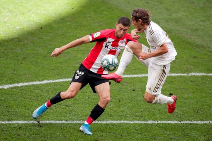 Luka Modric, Oscar De Marcos