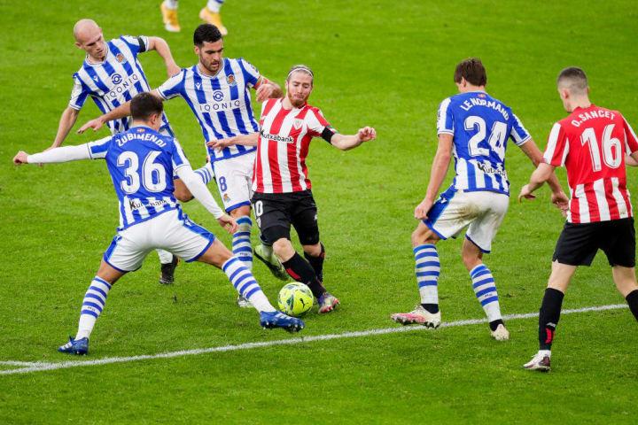 Copa do Rei Decisão Final Pandemia Athletic Bilbao Real Socieda
