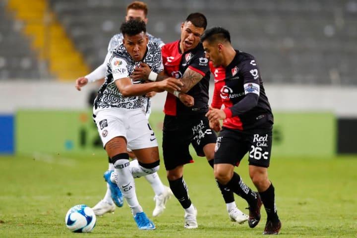 Atlas v America - Torneo Guard1anes 2021 Liga MX