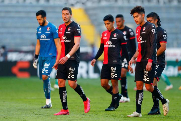 Atlas v Santos Laguna - Torneo Guard1anes 2021 Liga MX