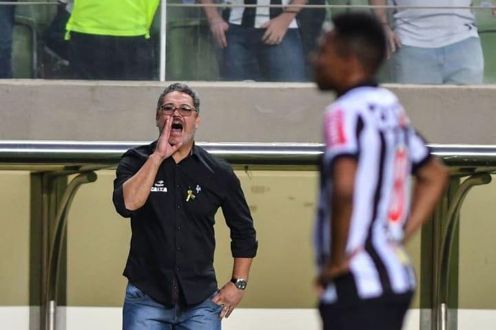 Rogério Micale Atlético-MG Técnico Renato Portaluppi Era Grêmio