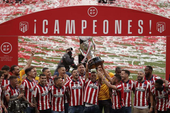 Atlético de Madrid Campeão Espanha La Liga Ranking Valor Receita