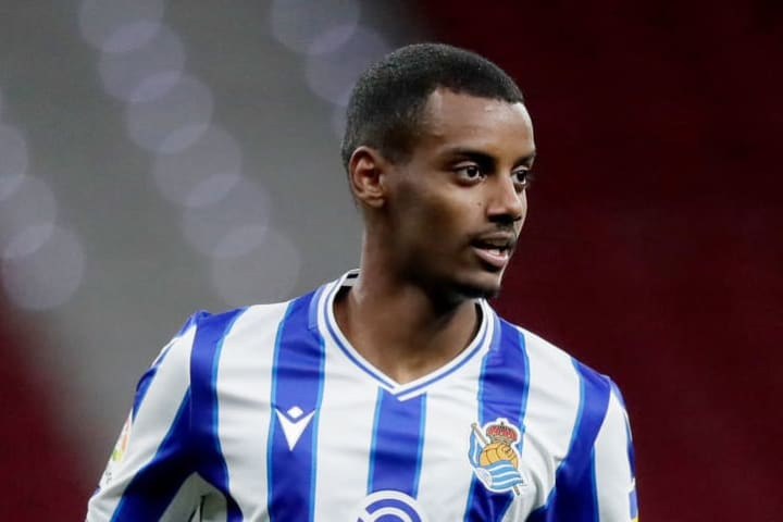 Could Alexander Isak be on the move this summer?